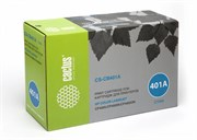 Лазерный картридж Cactus CS-CB401A (HP 642A) голубой для принтеров HP  Color LaserJet CP4005, CP4005DN, CP4005N (7500 стр.)