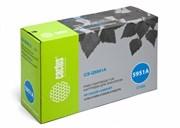 Лазерный картридж Cactus CS-Q5951A (HP 643A) голубой для принтеров HP  Color LaserJet 4700, 4700DN, 4700DTN, 4700HDN, 4700N, 4700PH Plus (10000 стр.)