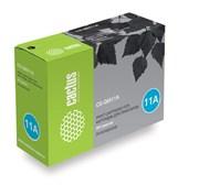 Лазерный картридж Cactus CS-Q6511A (HP 11A) черный для принтеров HP LaserJet 2400 series, 2410, 2410N, 2420, 2420D, 2420DN, 2420N, 2430, 2430DTN, 2430N, 2430T, 2430TN (6000 стр.)