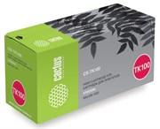 Лазерный картридж Cactus CS-TK100 (Mita TK-100) черный для принтеров Kyocera Mita KM 1500, Utax - CD1315 (6000 стр.)