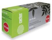 Лазерный картридж Cactus CS-TK140 (TK-140) черный для принтеров Kyocera Mita FS1100, FS1100n (4'000 стр.)