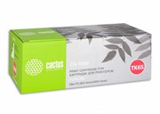 Лазерный картридж Cactus CS-TK65 (Mita TK-65) черный для принтеров Kyocera Mita FS 3820, 3820DN, 3820N, 3830, 3830DN, 3830DTN, 3830N, 3830TN, 3830ZN  (20000 стр.)