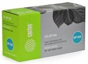 Лазерный картридж Cactus CS-SP100 (SP 101E) черный для принтеров Ricoh Aficio SP 100, SP 100E, SP 100SF, SP 100SU, SP 100SF e (2000 стр.)