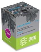 Лазерный картридж Cactus CS-CLP-C300A (CLP-C300A) голубой для принтеров Samsung CLP 300, 300N, CLX 2160, 2160N, 3130, 3130N, 3160, 3160FN, 3160N (1000 стр.)
