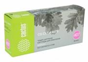 Лазерный картридж Cactus CS-CLT-K407S (CLT-K407S) черный для принтеров Samsung CLP 320, 320N, 325, CLX 3185, 3185N, 3185FN (1500 стр.)