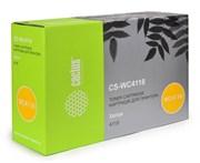Лазерный картридж Cactus CS-WC4118 (006R01278) черный для принтеров Xerox FaxCentre 2218, WorkCentre 4118, 4118p, 4118x, 4118xn (8000 стр.)